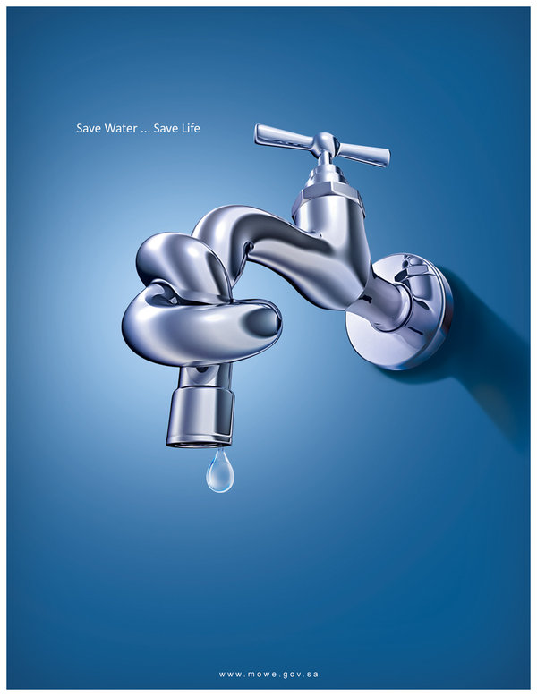 save water taps