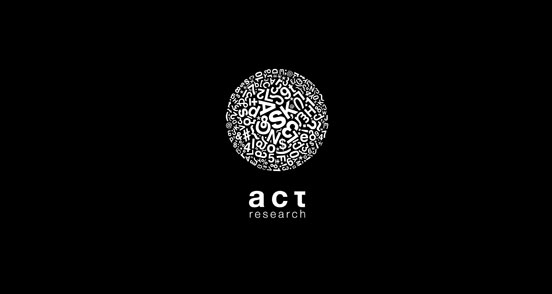 act research logo design