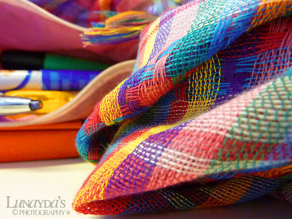 colorful cloth photography