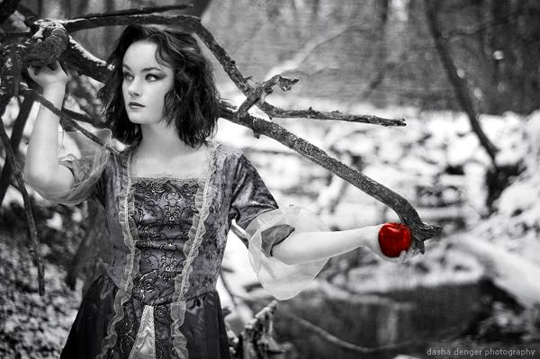 selective colour photography