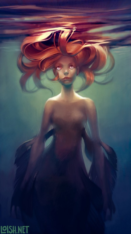 loish lois van baarle illustration amazing painting