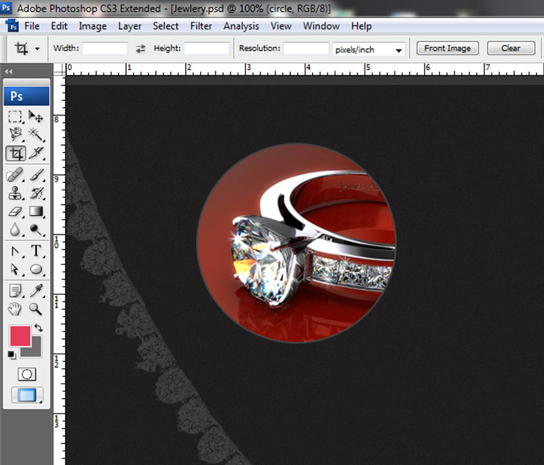 Photoshop-Jewelry-Layout