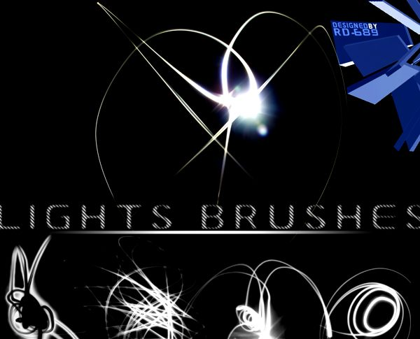 lights brushes