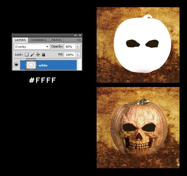 how to design a pumpkin in adobe photoshop