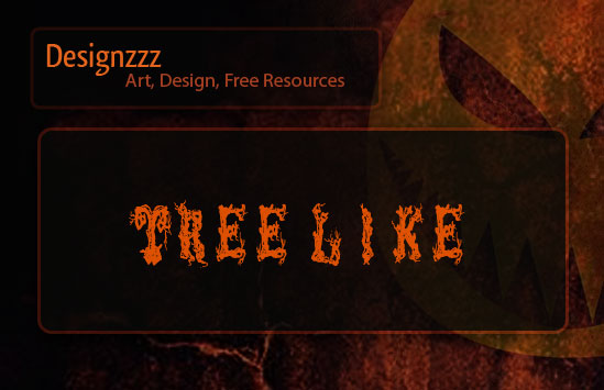latest fresh halloween fonts for designing halloween graphics