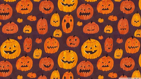 halloween wallpapers of 2012
