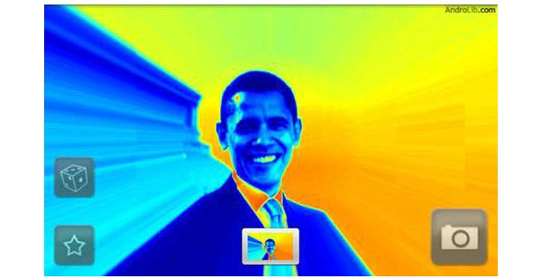 obama in camera illusion