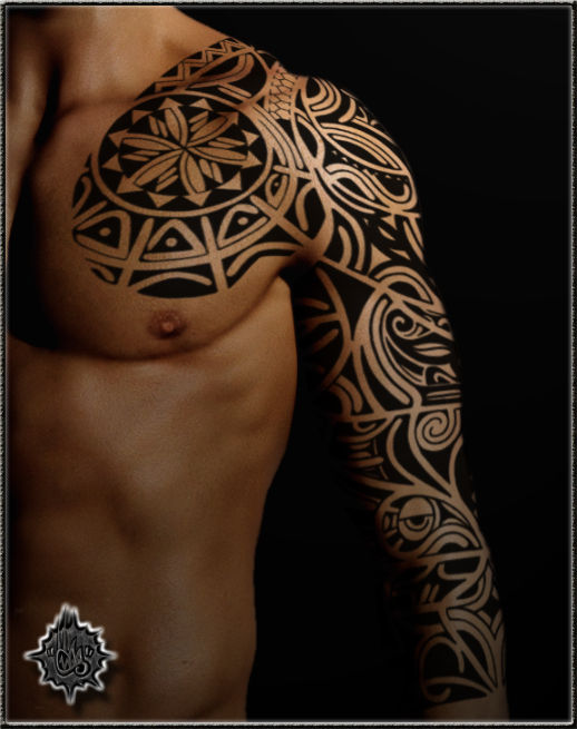 exceptional sleeve tattoo ideas for men. Black Bedroom Furniture Sets. Home Design Ideas
