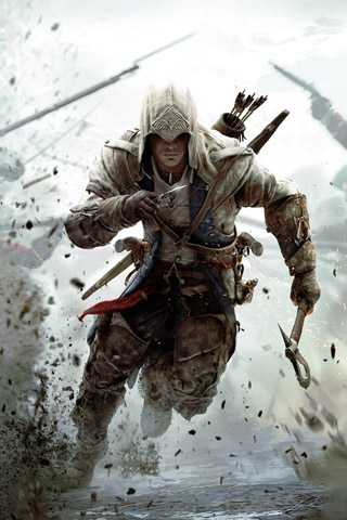 Assassin's Creed 3 Wallpaper for iphone