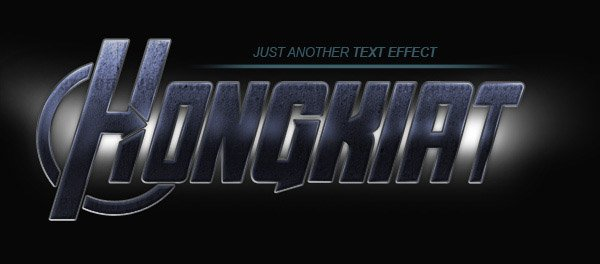 text effect tutorials collections