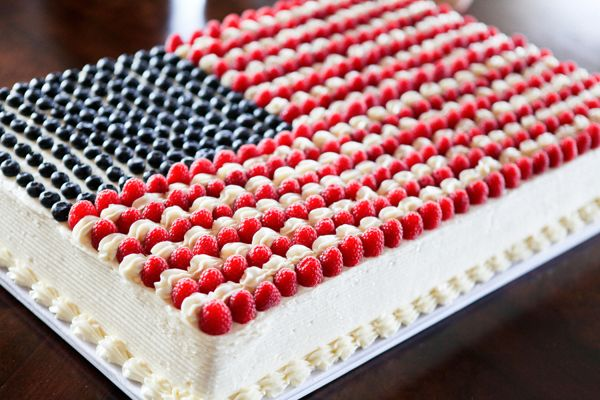 sweet desert of independence day