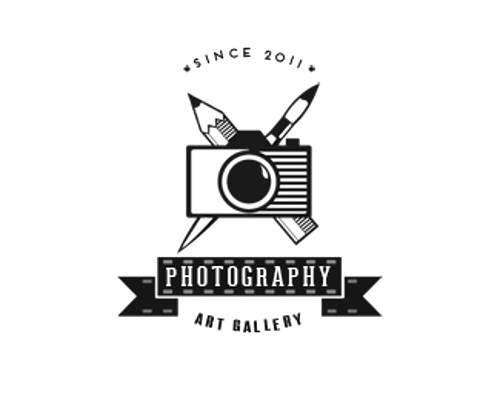 artistic photography logos
