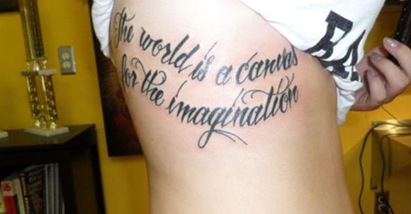 imagination tattoo