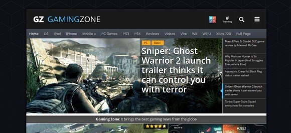 30 Superb WordPress Gaming Themes for Game Freaks