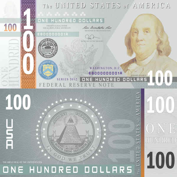 11 Dollar Redesign Ideas Currency Design Inspiration