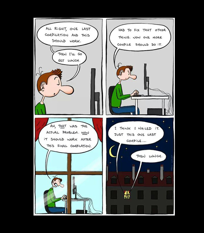 Why programmers stay awake