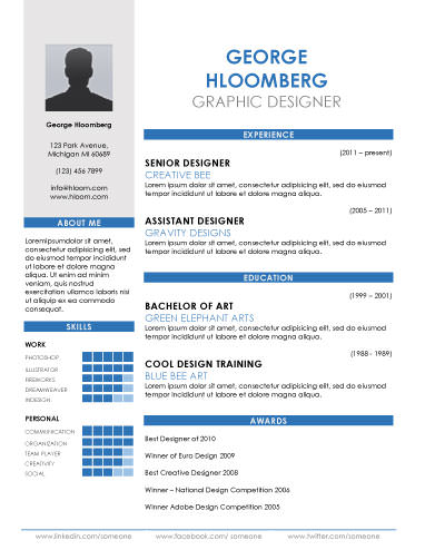 Best Yet Free Resume Templates For Word