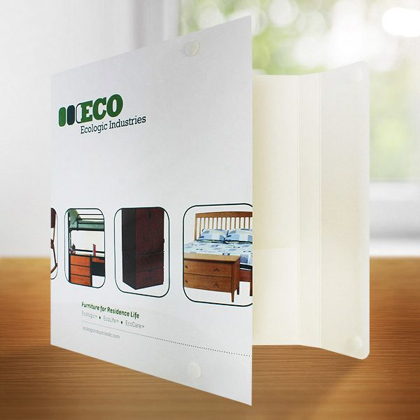eco friendly binders